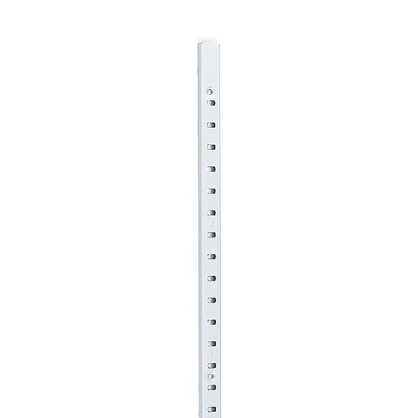 SP型 棚柱 棚受 【LAMP】 スガツネ SP-1820WT ステンレス/ホワイト焼付塗装 ≪10本売り≫ 『日時指定・代引は不可』