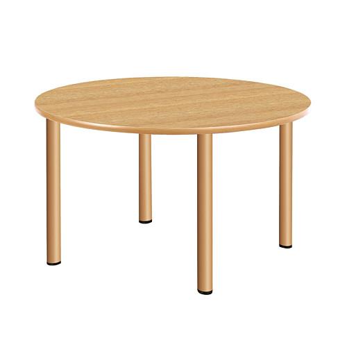 【エントリーでポイント10倍♪ 3/21 20:00~】UD Table スタンダードテーブル 【TAC】 UFT-4S12R-NK 脚:φ50.8×4本