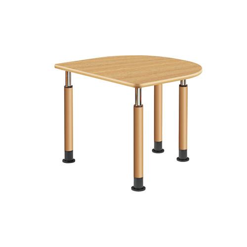 UD Table 昇降式テーブル 【TAC】 UFT-4T9080H-NK-L1 脚:φ60.0×4本