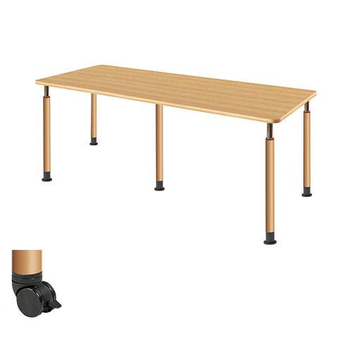 【カードでポイント10倍】 UD Table 昇降式テーブル 【TAC】 UFT-5K1875-NK-L3 脚:φ60.0×5本
