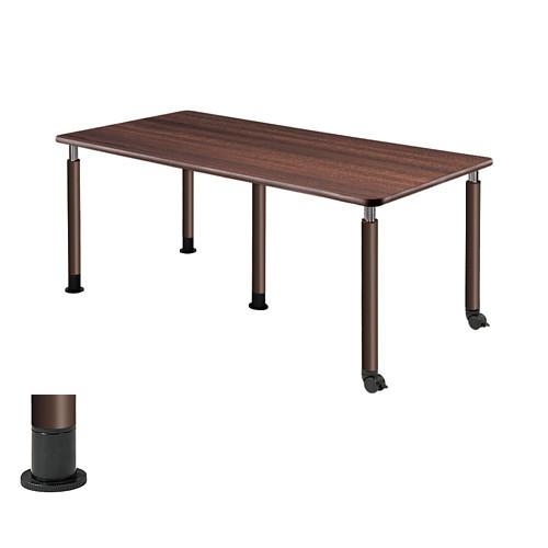 【エントリーでポイント10倍♪ 3/21 20:00~】UD Table 昇降式テーブル 【TAC】 UFT-5K1890-MW-L1 脚:φ60.0×5本