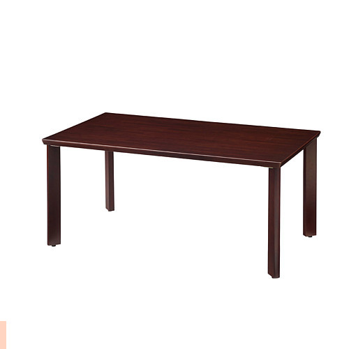 UD Table 天然木テーブル(R縁) 【TAC】 UFTRCT1690-4SL-CB 脚:ストレートタイプ