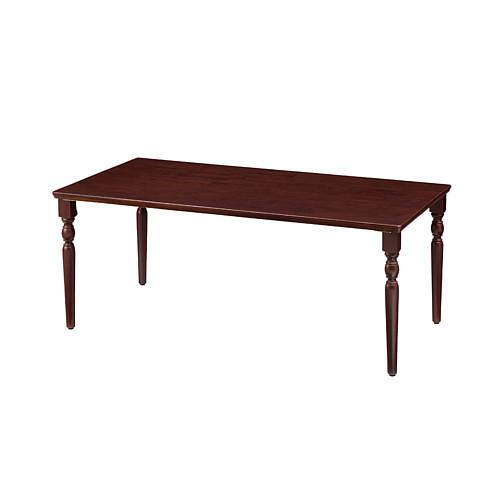 【エントリーでポイント10倍♪ 3/21 20:00~】UD Table 天然木テーブル(R縁) 【TAC】 UFTRCT1890-4CL-CB 脚:クラシックタイプ