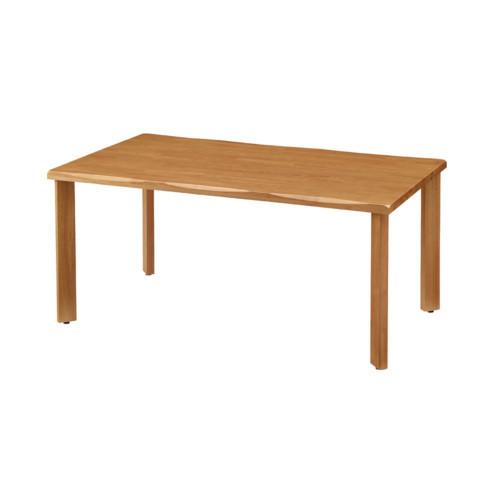 UD Table 天然木テーブル(なぐり加工縁) 【TAC】 UFTRWT1690-4SL-NA 脚:ストレートタイプ
