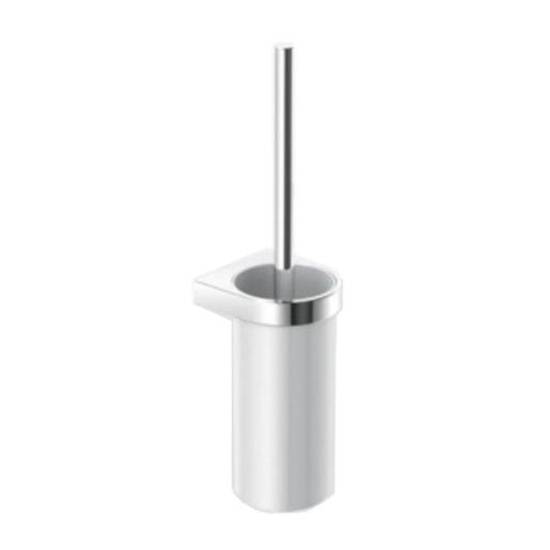 トイレブラシ 【LAMP】 スガツネ 【HEWI】 800-20-10045 ガラス製/マット仕上