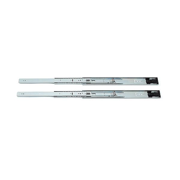 【エントリーでポイントさらに5倍】スライドレール 【LAMP】 4638-16 (レール長さ 400mm)(厚み12.7×高さ45.4mm) 【10セット/箱売り】