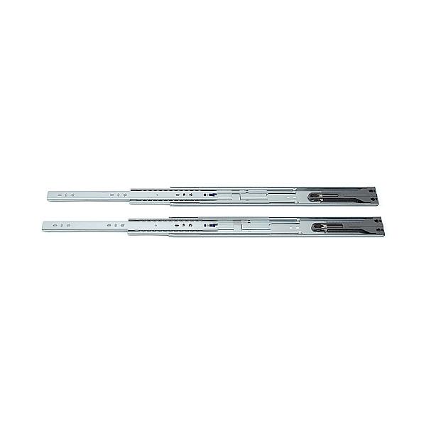スライドレール 【LAMP】 L52145-510 (レール長さ 510mm)(厚み12.9×高さ51.9mm) 【左右組:10セット/箱売り】