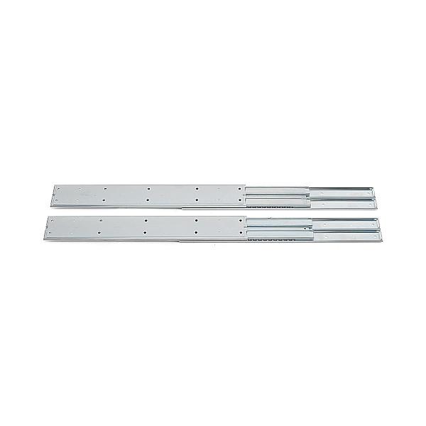 3段引 スライドレール 【LAMP】 3509-20 (レール長さ 508mm)(厚み23.8×高さ71.4mm)