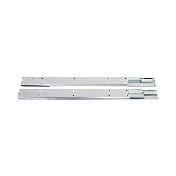 3段引 スライドレール 【LAMP】 3509-28 (レール長さ 711mm)(厚み23.8×高さ71.4mm) 【2セット/箱売り】
