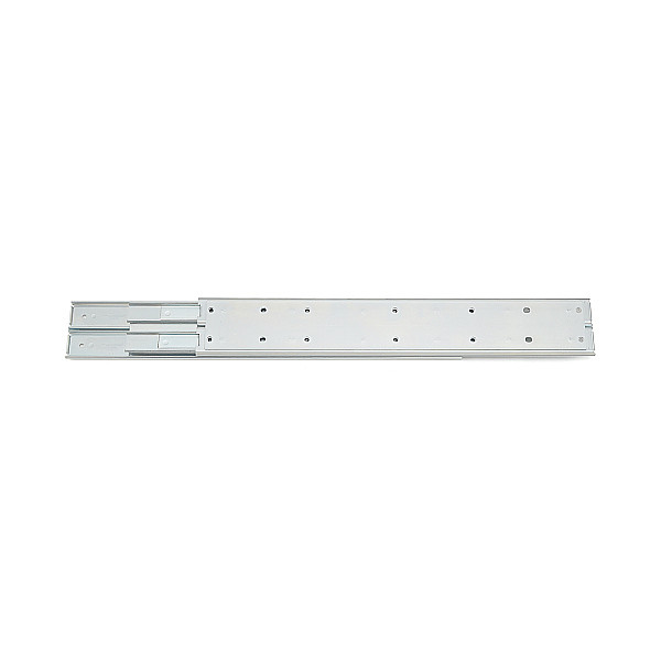 3段引 スライドレール 【Accuride】 C501-18 (レール長さ 457.2mm)(厚み23.8×高さ71.4mm) [4本 箱売り]