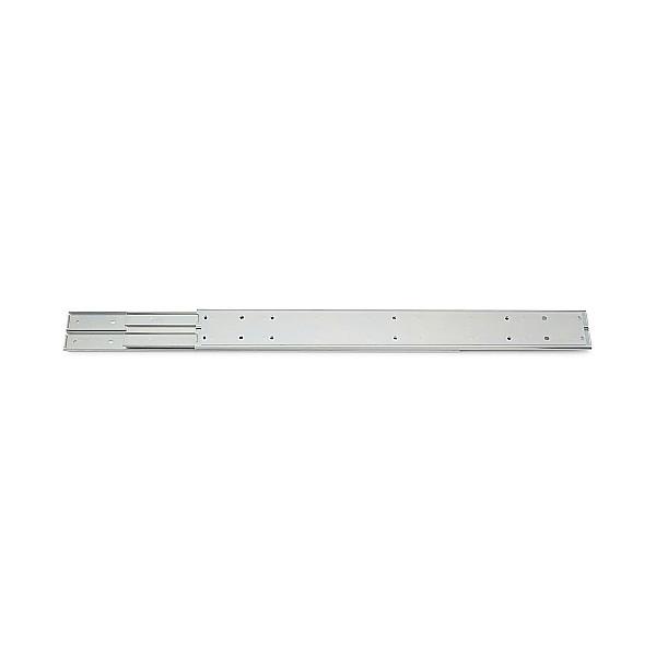 3段引 スライドレール 【Accuride】 C501-26 (レール長さ 660.4mm)(厚み23.8×高さ71.4mm) [1本売り]