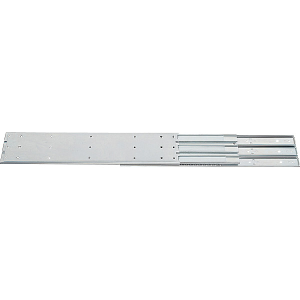 【エントリーでポイントさらに5倍】3段引 スライドレール 【Accuride】 C530-20 (レール長さ 508mm)(厚み23.8×高さ107.4mm) 【2本/箱売り】