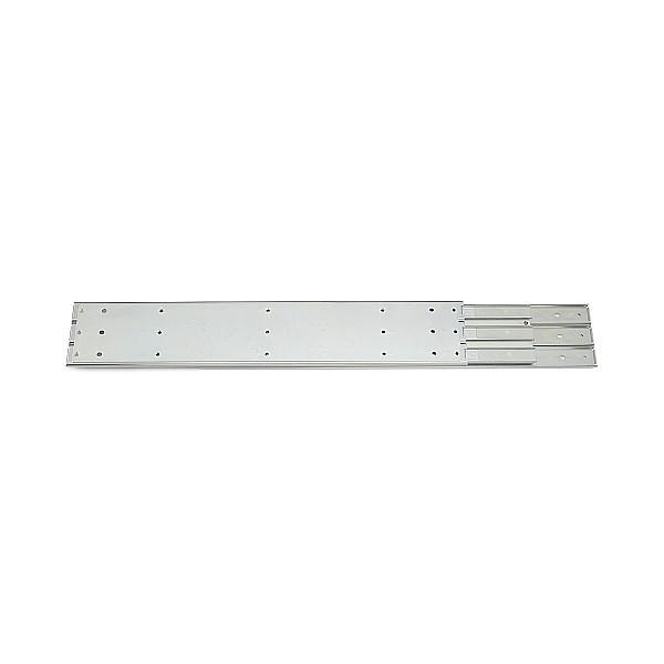 【エントリーでポイントさらに5倍】3段引 スライドレール 【Accuride】 C530-24 (レール長さ 609.6mm)(厚み23.8×高さ107.4mm) 【2本/箱売り】