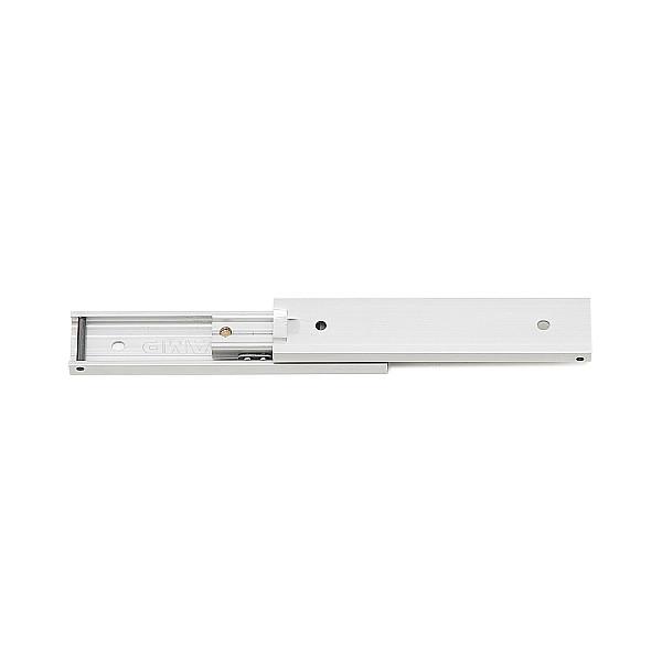3段引 スライドレール 【LAMP】 AR3-16-80 (レール長さ 80mm)(厚み11×高さ16mm) [50本 箱売り]