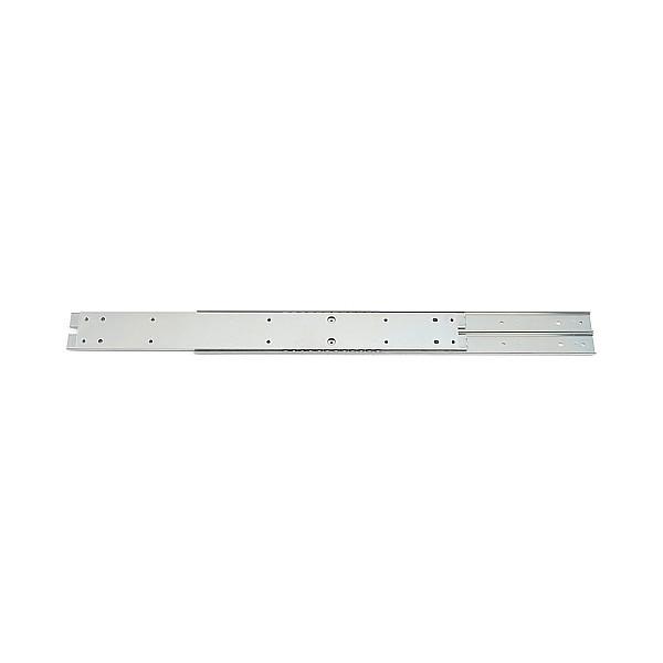 2段引 スライドレール 【Accuride】 C601-24 (レール長さ 609.6mm)(厚み127×高さ71.4mm) [4本 箱売り]