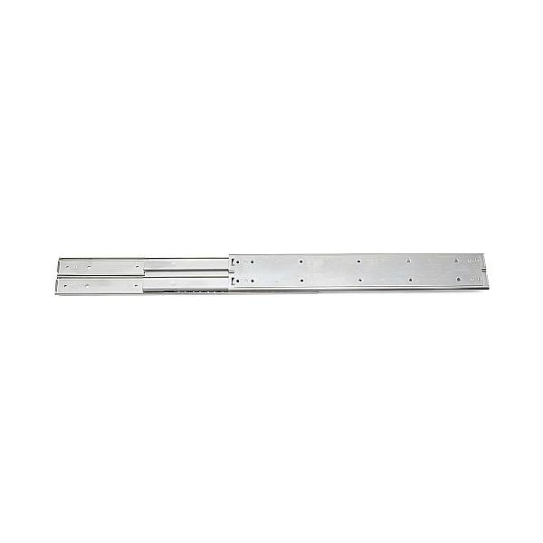 3段引 スライドレール 【LAMP】 ESR10-18 (レール長さ 457.4mm)(厚み23.2×高さ71.3mm)