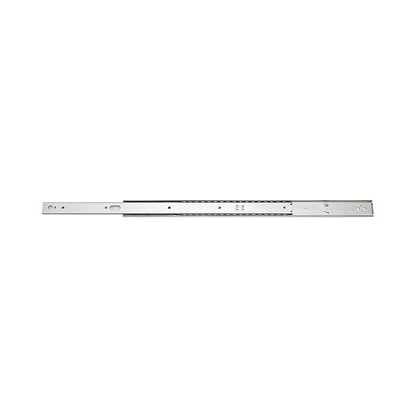 【エントリーでポイントさらに5倍】2段引 スライドレール 【LAMP】 ESR13-20 (レール長さ 508mm)(厚み9.6×高さ35.4mm) 【30本/箱売り】