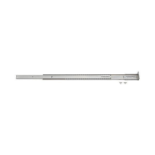 【エントリーでポイントさらに5倍】2段引 スライドレール 【LAMP】 ESR2-22 (レール長さ 577.8mm)(厚み38.4×高さ9.5mm) 【20本/箱売り】