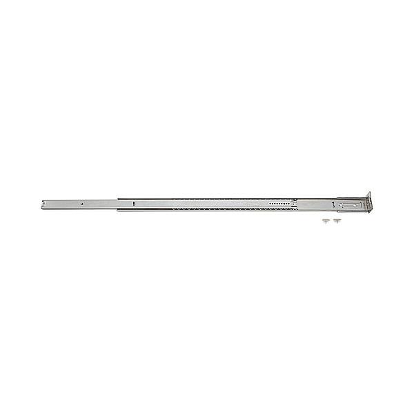 【エントリーでポイントさらに5倍】2段引 スライドレール 【LAMP】 ESR2-24 (レール長さ 628.6mm)(厚み38.4×高さ9.5mm) 【20本/箱売り】