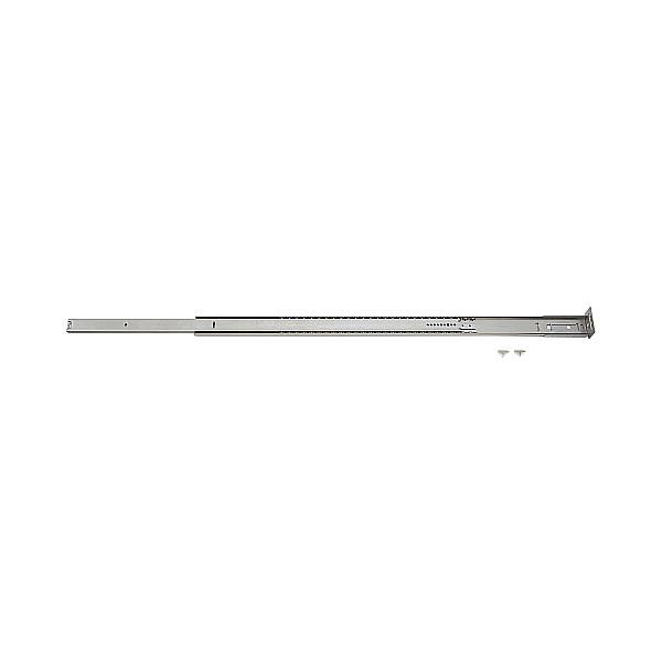 【エントリーでポイントさらに5倍】2段引 スライドレール 【LAMP】 ESR2-26 (レール長さ 679.4mm)(厚み38.4×高さ9.5mm) 【20本/箱売り】