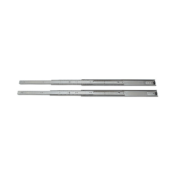 【エントリーでポイントさらに5倍】3段引 スライドレール 【LAMP】 ESR4658-20 (レール長さ 500mm)(厚み12.7×高さ45mm) 【10セット/箱売り】