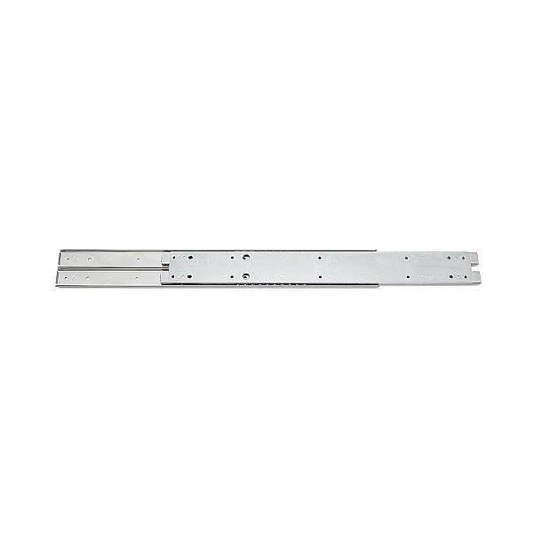 【エントリーでポイントさらに5倍】2段引 スライドレール 【LAMP】 ESR5-22 (レール長さ 559mm)(厚み12.2×高さ71.3mm) 【12本/箱売り】