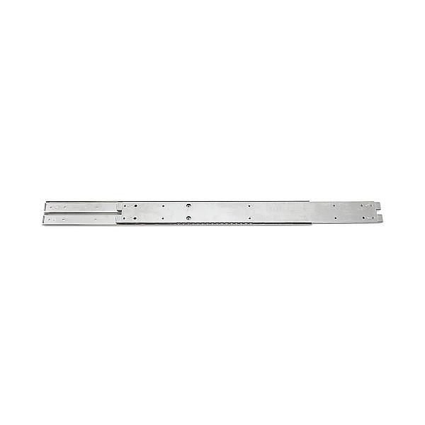 2段引 スライドレール 【LAMP】 ESR5-28 (レール長さ 711.4mm)(厚み12.2×高さ71.3mm) [1本売り]