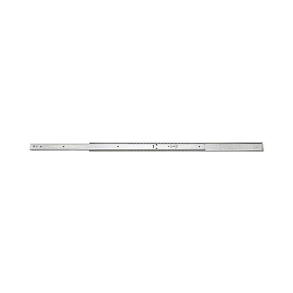 【エントリーでポイントさらに5倍】2段引 スライドレール 【LAMP】 ESR8-26 (レール長さ 660.4mm)(厚み9.6×高さ35.4mm) 【30本/箱売り】