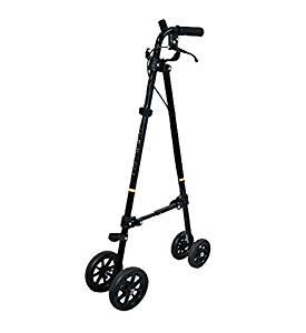新発想の歩行補助器「ハンドレールステッキ」 フジホーム ハンドレールステッキ Mサイズ ブラック WB3804 [適応身長 160~170cm]