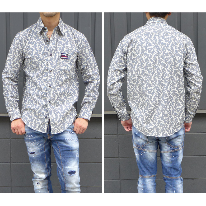 Summer Shirt with Sleeves