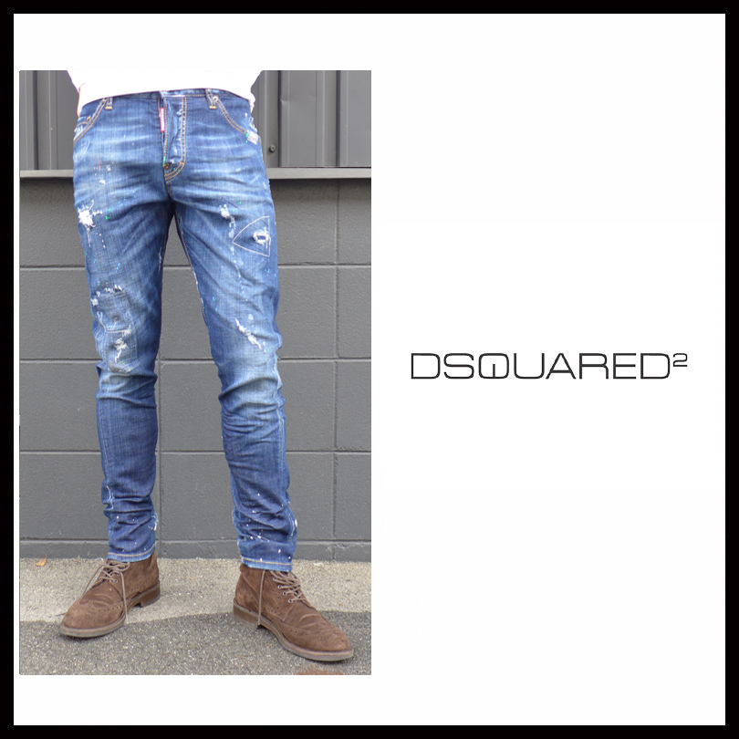 kangenya | Rakuten Global Market: Dsquared (DSQUARED2) men's ...
