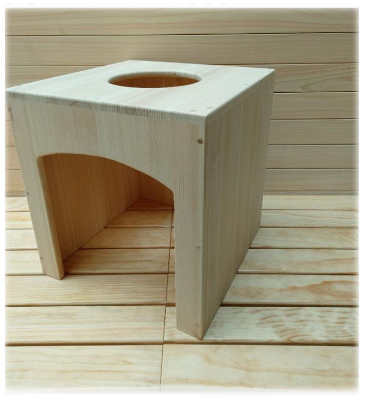 椅子一台の商品、ヨモギ、ヨモギ蒸し、、よもぎマント接着材の木のヨモギ蒸し椅子が不安ならヒノキのヨモギ蒸し椅子、フィンランド サウナ式ヨモギ蒸し椅子