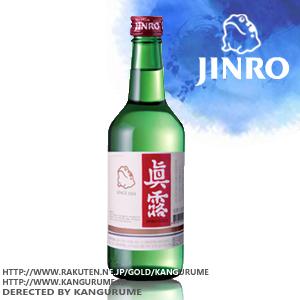 "360 ml of 眞露 ""ジンロ"" GOLD shochu ■ Korea food ■ Korea food / Korean food / Korea souvenir / liquor / liquor / shochu / Korea liquor / Korea liquor / Korea shochu /JINRO/ 眞露 / ジンロ / is deep-discount"