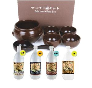★ father day sale ★ packaging free ★ luxury makgeolli pot sets ♦ Korea dishes ♦ points 10 times / Korea / Korea food / tableware / kitchen supplies / rice pot for set/rice bowl / rice for pots / pottery / HDD