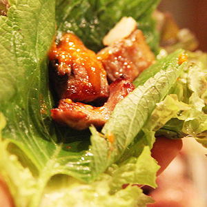 ◆Refrigeration ◆ サムギョプサルパーティーセット ■ Korea food ■ Korean food / Korea food / meat / pork / roasted meat / サムギョプサルセット