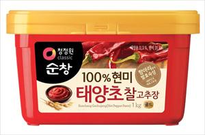 """Moy"" hot pepper paste 1 kg ■ Korea food ■, tele ZIP / sushi / Korea cuisine / Korea food materials / seasoning / Korea source / pepper / chili / spice / capsaicin and pungent"