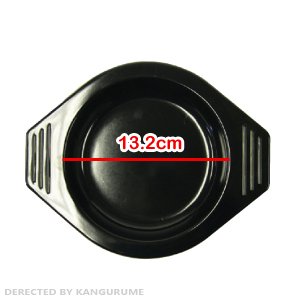 "■ Korea tableware ■ Korea / Korea food / tableware / kitchen article / plastic stand / for stand ""2"" 12cm of plastic is deep-discount"