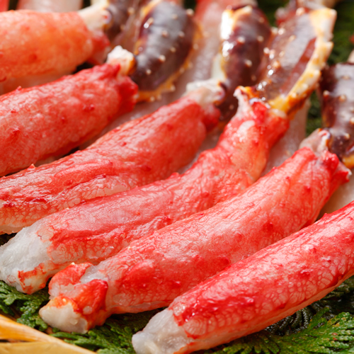Crab stick meat 1 kg or crouch hanging and crab pots and crab / crabs King crab / King crab / Hokkaido