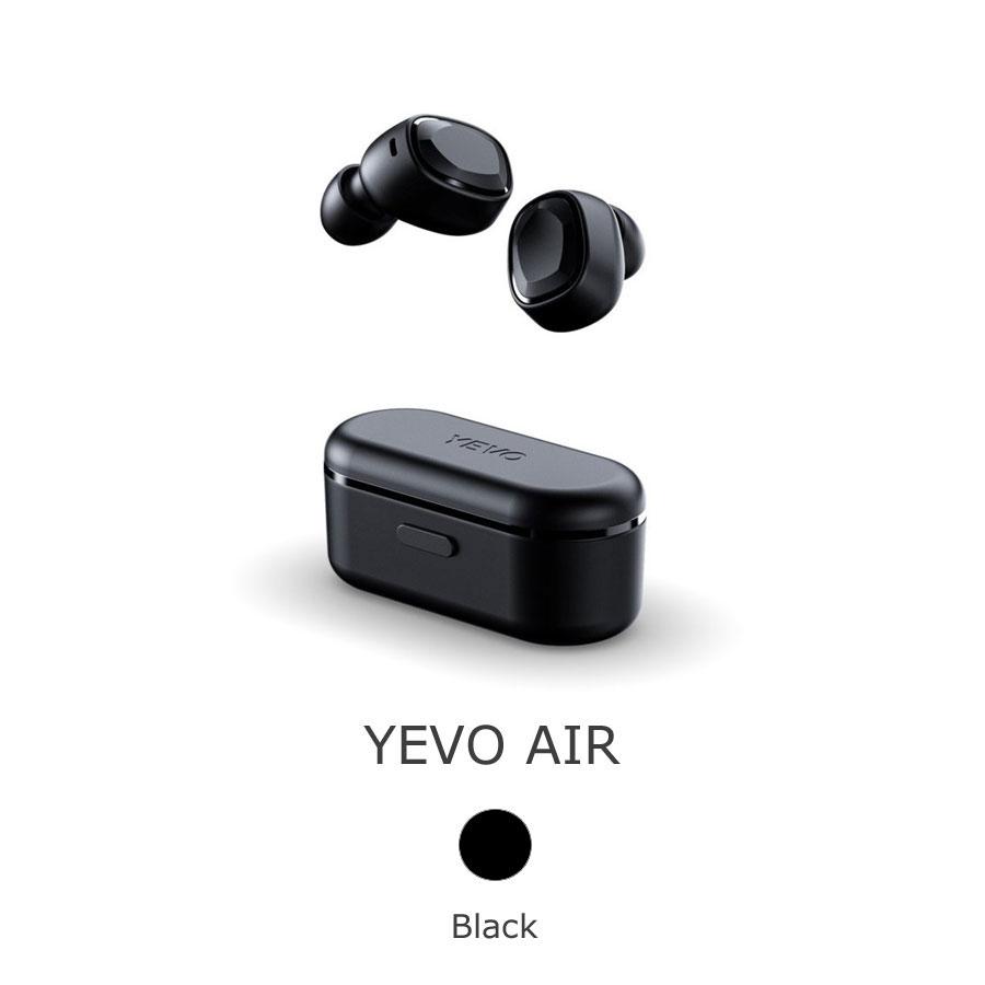 【国内正規品/保証期間1年】YEVO 完全ワイヤレスイヤホン YEVO AIR《外箱不良》