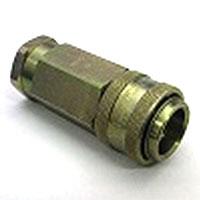 350K油圧カップラー(ニットウ互換)ソケット(メス) RcメネジN350-8S | Rc1