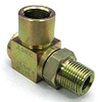 スイベルジョイントE403タイプ(振動側Rcメネジ×固定側Rオネジ)Rcメネジ×RオネジE403-12|Rc3/4×R3/4(mm)