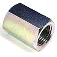 鉄製高圧継手 PT継手 ソケットRcメネジ×Rcメネジ同径サイズCSO-2016 | Rc1・1/4×Rc12(mm)