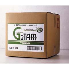 【送料無料】手指用清浄液/G2TAM 18Lサイズ【メール便不可・代引決済不可】