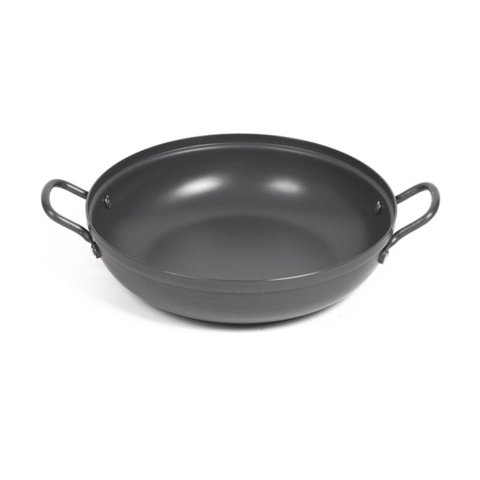 韓国料理 定番鍋 各種チゲの他 売店 鍋物や炒めものに最適 万能アルミ鍋 28cm いよいよ人気ブランド 深型