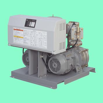 テラルキョクトウ吐出圧力一定給水ユニットNX-PCL321-5.4SD 50Hz 単相100V自動交互運転