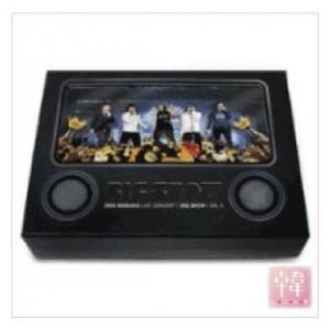 BigBang(ビックバン)/2009 BigBang 4th CONCERT LIVE DVD/Big show [3Disc+130Pフォトブック]/おまけ:生写真(10000322)