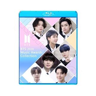 ついに再販開始 おまけ付き Blu-ray BTS 2020 MUSIC 7070190614-82 AWARDS おまけ:生写真+トレカ COLELCTION 在庫一掃売り切りセール