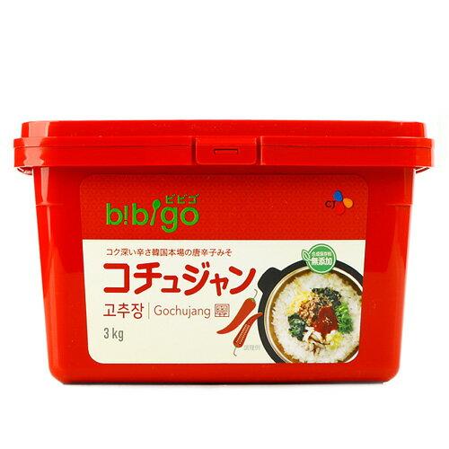 最高級の唐辛子を原料に用いて開発した製品です 当店は最高な サービスを提供します 伝統在来式のコチュジャンの粘り気があり 固有の醗酵した香りを含んでいます CJ bibigo 超歓迎された コチュジャン 韓国食品 韓国調味料 ヘチャンドル 3kg