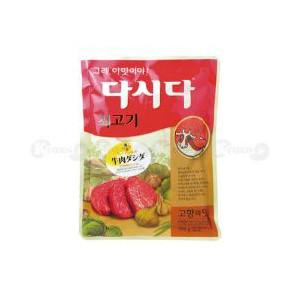 旨味を出す韓国の粉末調味料 おすすめ特集 韓国の家庭料理では欠かせない調味料で牛ダシダを入れるだけで どんな料理も韓国風に仕上がります 牛ダシダ CJ 日本未発売 100g