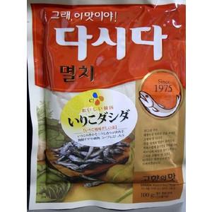 イワシ風味のダシダです 韓国料理にはかかせない 韓国 和風鍋などダシ取りに最適 おひたしなどにもOKです 人気ブレゼント CJ イワシダシダ100g 結婚祝い 旨みがグンっと増します